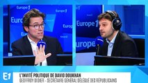"""Geoffroy Didier, eurodéputé LR : """"Le choix de Sylvie Goulard était un mauvais choix"""""""