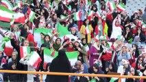 Kadınların da tribünden izlediği maçta İran, Kamboçya'yı 14-0 yendi - TAHRAN