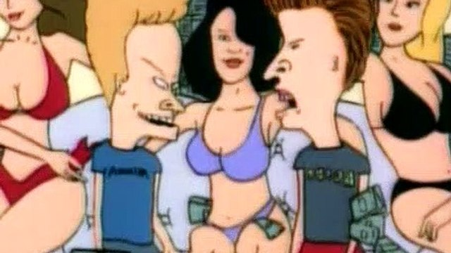 Beavis and Butt-Head Season 4 Episode 12 Late Night with Butt-head