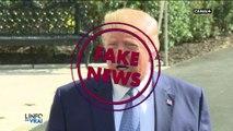 Donald Trump : Forte baisse de sa cote de popularité