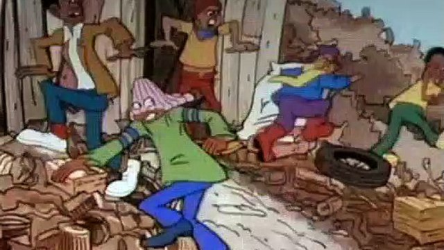 Fat Albert E014 (Stagefright)