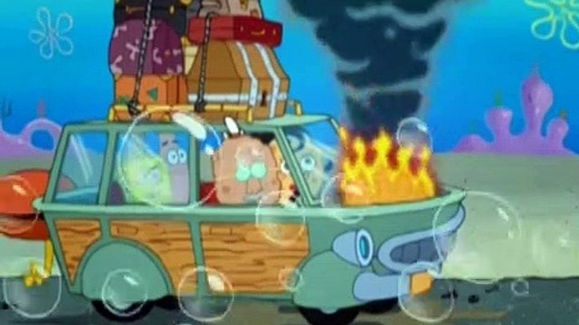 SpongeBob SquarePants Season 9 Episode 23 - A SquarePants Family Vacation