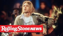 Kurt Cobain's 'Unplugged' Sweater Heads to Auction Again | RS News 10/10/19