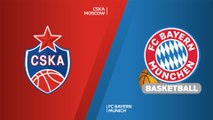 CSKA Moscow - FC Bayern Munich Highlights | Turkish Airlines EuroLeague, RS Round 2