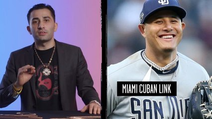 Jewelry Expert Critiques Baseball Players' Chains
