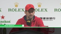 Isner's serve is one of the biggest of all time - Djokovic
