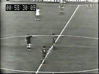 UEFA Cup der Cupsieger 1967-68 1-2 Finale - AC Milan vs Bayern München - 2.HZ