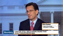 Politics Will Overtake Impeachment, Eric Cantor Says