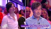 VIDEO. TPMP : Pour se défendre d'agressions sexuelles, Thierry Samitier compare Franck Leboeuf à... Hitler
