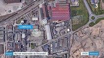 Rouen : Lubrizol et Normandie Logistique se renvoient la responsabilité de l'incendie