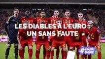 Les Diables à l'Euro 2020 : un sans faute