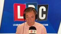 Caller Tells Nigel Farage Why We Need A General Election
