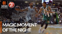 7DAYS Magic Moment of the Night: LDLC ASVEL Villerubanne