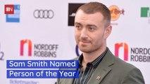 Sam Smith And The 2019 Virgin Atlantic Attitude Awards