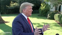 Trump Says He Hopes to Mediate a Deal Between Turkey and the Kurds