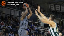 ASVEL hits key threes in a comeback win