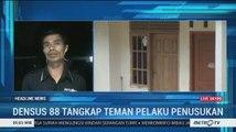 Densus 88 Tangkap Teman Pelaku Penusukan Wiranto
