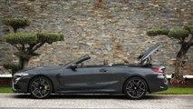 Das neue BMW M8 Competition Coupé und das neue BMW M8 Competition Cabriolet