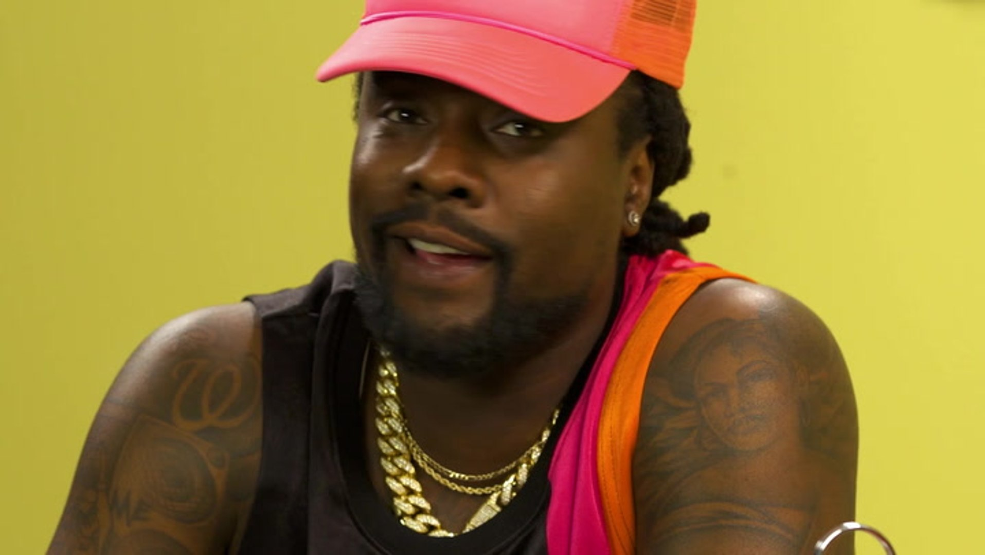 Wale Rates Nigerian Dishes while Reminiscing on His Family Roots