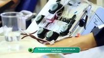 Sangue artificial pode resolver problemas de transfusões