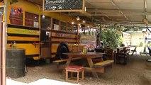 mqn-Convierten autobús en heladería y Restaurante -101019