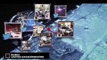 ¡La policía de Dubai se pasa a estos impresionantes coches eléctricos!