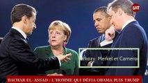 Bachar el-Assad : l'homme qui défia Obama puis Trump