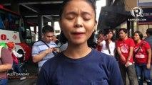 "Panelo public transport commute turned into ""mere photo ops"" – Anakbayan spokesperson"