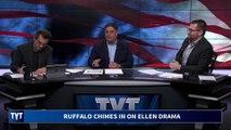Ellen Called Out By Mark Ruffalo