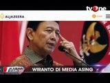 Media Internasional Beritakan Penusukan Wiranto