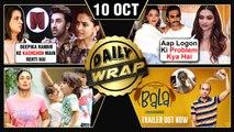 Deepika ANGRY On Fans, Kangana Throws Tantrums, Rangoli Insults Ranbir Deepika | Top 10 News