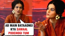 Taapsee Pannu SHOUTS On A Female Reporter For Asking About #MeToo Movement