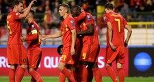 San Marino'yu 9-0 yenen Belçika, Avrupa Şampiyonası'na katılmayı garantiledi!