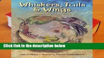 [MOST WISHED]  Whiskers, Tails and Wings: Animal Folktales from Mexico