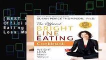 [BEST SELLING]  The Official Bright Line Eating Cookbook: Weight Loss Made Simple