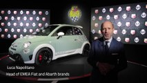 Abarth Days 2019 - Interview with Luca Napolitano, Head of EMEA Fiat and Abarth brands