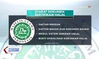 Wajib Sertifikasi Halal Per 17 Oktober