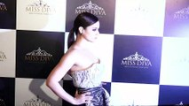 Kangana Ranaut & Others At Red Carpet Of Miss Diva 2019