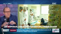 La chronique d'Anthony Morel : les hôpitaux, cibles privilégiées de cyberattaques - 11/10