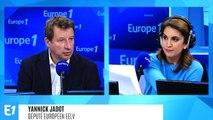 """Rejet de la candidature de Sylvie Goulard : """"Emmanuel Macron a agi avec une scandaleuse légèreté dans ce dossier"""", dénonce Yannick Jadot"""