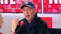 """Gad Elmaleh sur RTL : """"Twitter est devenu l'antichambre des palais de justice"""""""