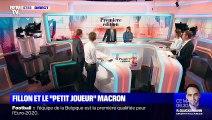 """L'édito de Christophe Barbier: Fillon et le """"petit joueur"""" Macron - 11/10"""