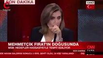 CNN Türk canlı yayınında skandal sözler