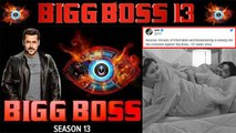 Bigg Boss 13:  Salman Khan's show to ban by Ministry of I&B; Check Out |FilmiBeat