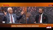 Perinçek'ten 'Barış Pınarı Harekatı' ile ilgili ilginç açıklama