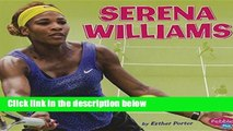 [MOST WISHED]  Serena Williams (Women in Sports)