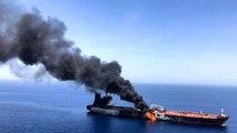 Kızıldeniz'deki İran tankerinde patlama meydana geldi! Terör saldırısı ihtimali var