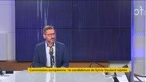 """Lubrizol : """"Il faut qu'il y ait toute la transparence"""" sur les produits qui ont brûlé"""", indique Matthieu Orphelin, député du Maine-et-Loire"""
