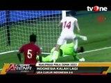 Timnas Indonesia Kalah Telak 5-0 dari UEA