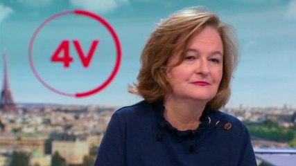 Nathalie Loiseau - France 2 vendredi 11 octobre 2019